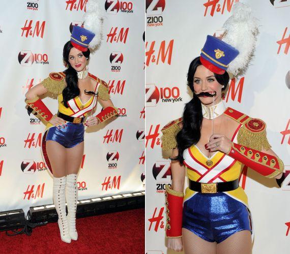 Katy Perry vai ao festival de Natal
