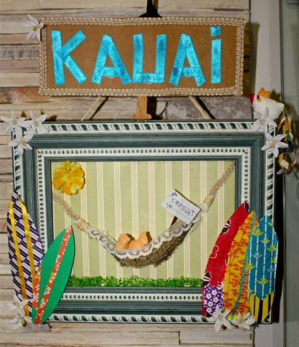 Na reta final da gravidez, Daniele Suzuki faz quadro de boas vindas para o filho Kauai e posta foto no Twitter.