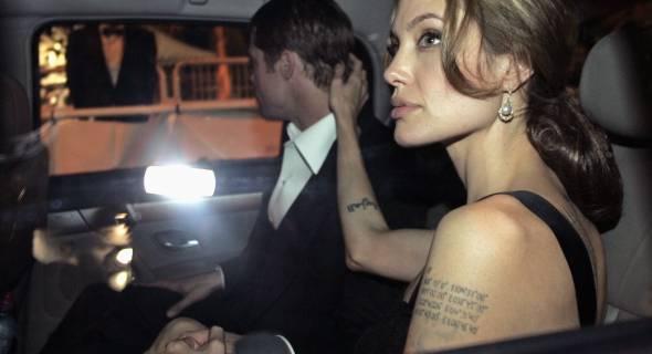 Os dois aparentam muito bem em Cannes, apesar dos boatos que estão em crise (21/5/07)