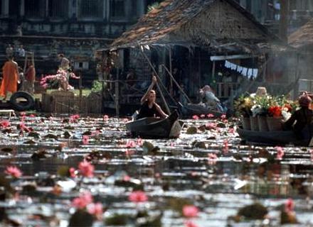 No Camboja em