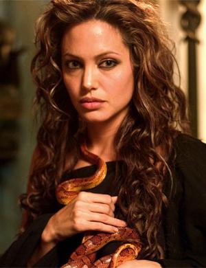Angelina Jolie em
