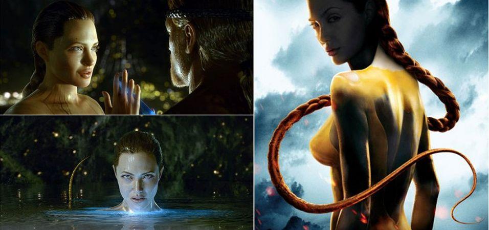 Angelina Jolie vive a mãe do monstro em