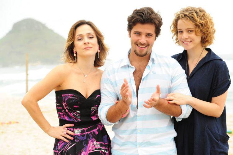 Bruno Gaglisso interpreta o bígamo Berilo em