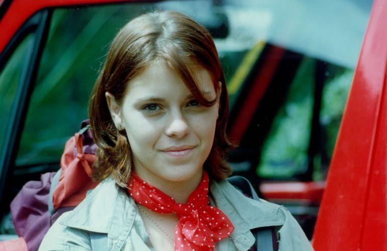 Carol Dieckmann participou da primeira temporada de