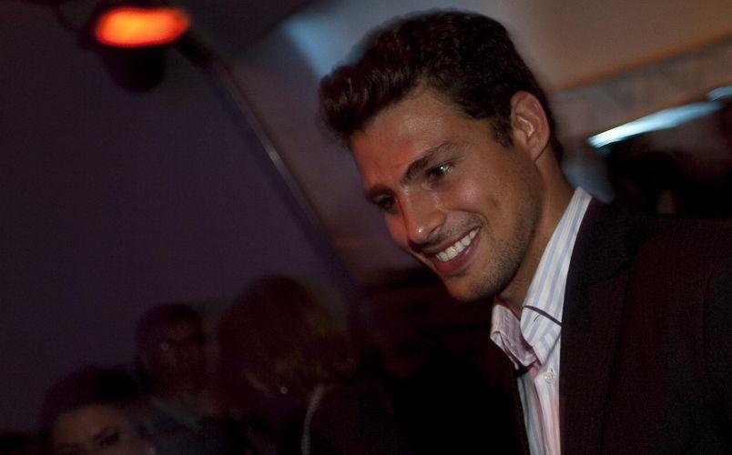 Cauã Reymond durante a festa de lançamento do II Festival Paulínia de Cinema, que teve exibição do filme