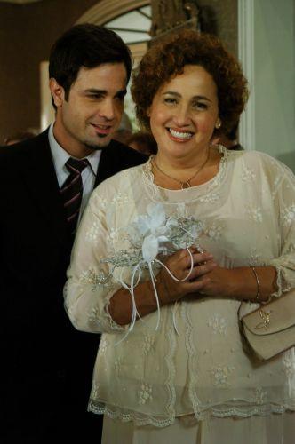 Rodrigo Phavanello e Claudia Jimenez dividiram a cena em