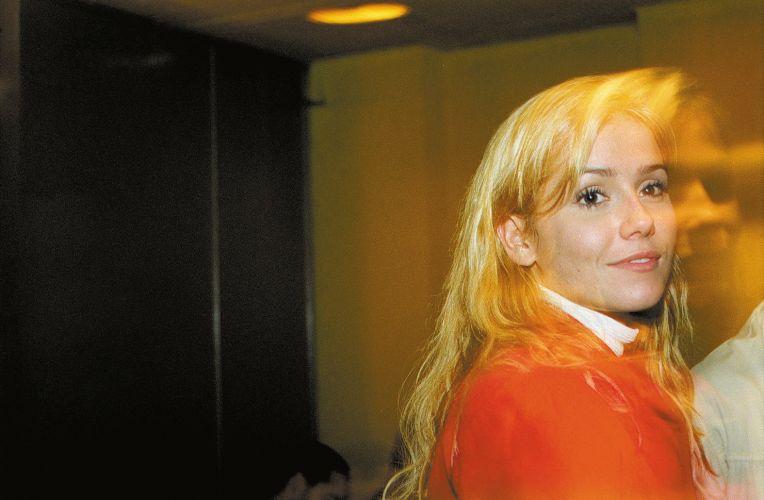 Aos 22 anos, Deborah posa novamente para a Playboy em agosto de 2001. A atriz é a única a posar em duas edições de aniversário, que são consideradas capas especiais. No segundo ensaio, a atriz surge com silicone nos seios (25/7/2002)