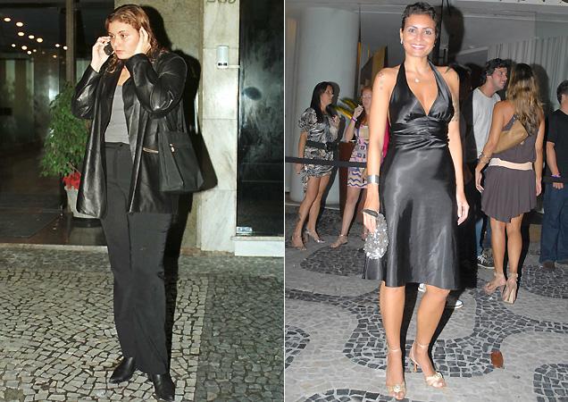 atriz Rafaela Fischer mudou totalmente o visual em 2007. A filha de ...