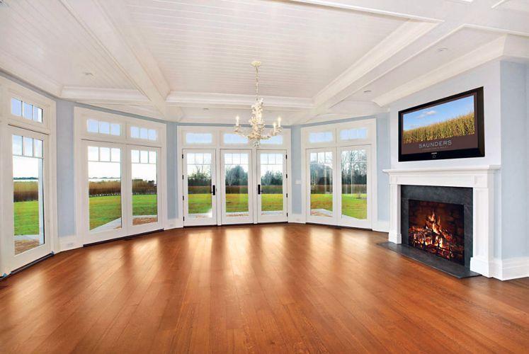 Vista ampla de uma das salas da mansão que Jennifer Lopez deve adquirir nas próximas semanas, em Hamptons (23/9/11)