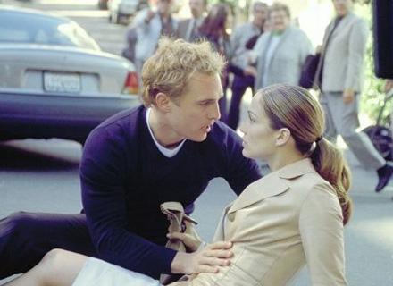 J. L e Matthew McConaughey contracenam no filme