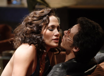 Jennifer Lopez contracena com o marido, Marc Anthony, em