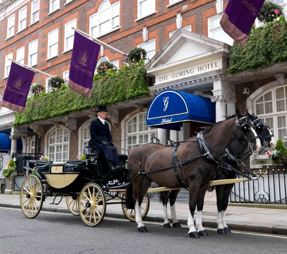 decoracao do casamento de kate middleton : decoracao do casamento de kate middleton:Goring Hotel London