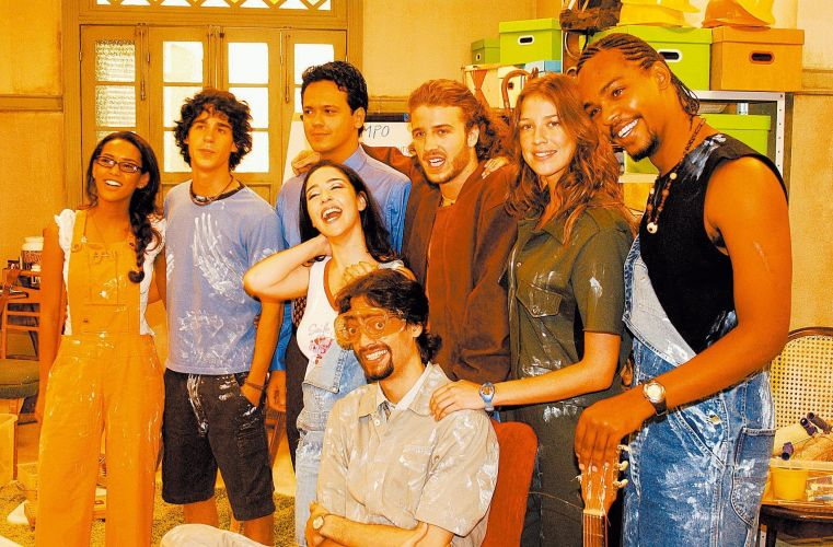 Elenco do sitcom