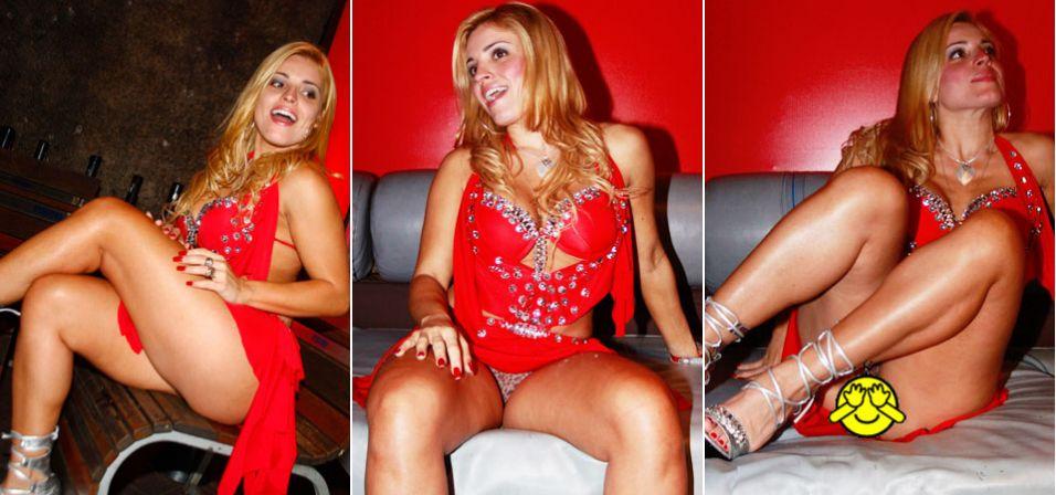Da Festa Que Emora Os Anos Revista Playboy Em Boate