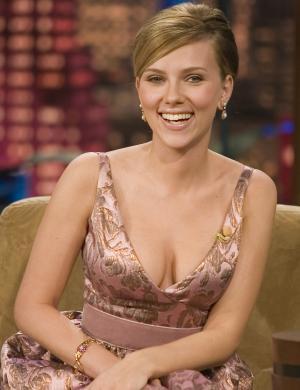 Scarlett Johansson foi indicada para o Globo de Ouro pelo seu papel em