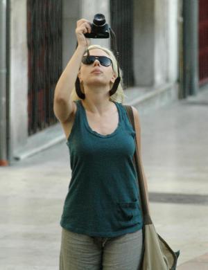 Scarlett Johansson ganhou fama ao interpretar a jovem solitária de