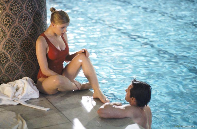 Scarlett Johansson como Silken Floss em cena do filme