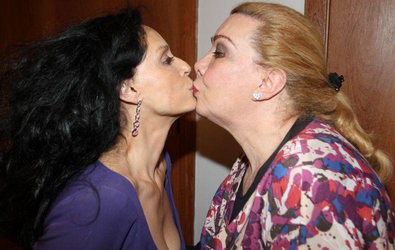Sônia Braga e Rogéria