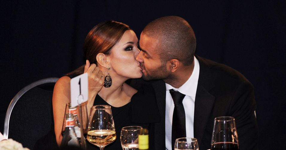 Eva Longoria e Tony Parker