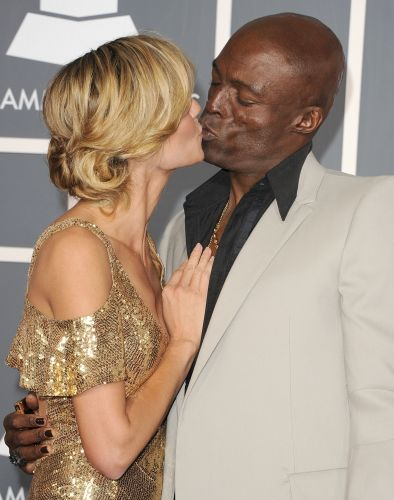 Heidi Klum e Seal