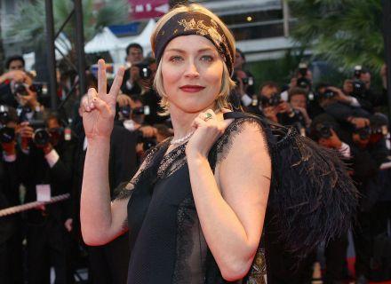 Membro do júri do festival de Cannes, em momento