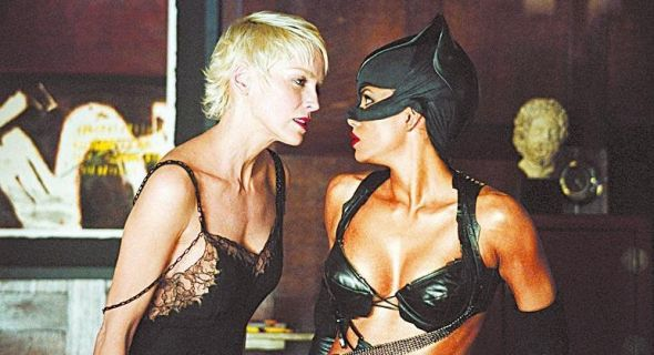 Sharon Stone e Halle Berry em