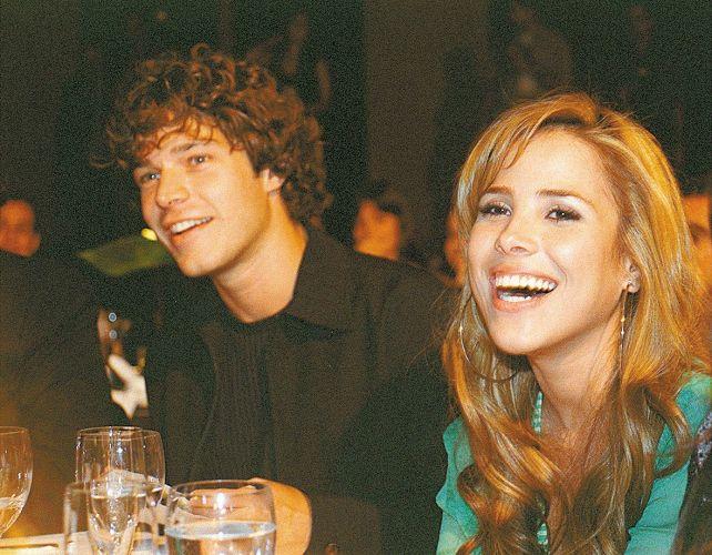 Erik Marmo e Wanessa namoraram em 2003. A cantora inclusive convidou o rapaz para estrelar o clipe de sua música