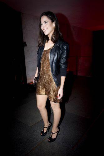 Wanessa Camargo na festa de dois anos de casa noturna de Marcos Buaiz, que teve pocket show de Ja Rule. A cantora gravou a música