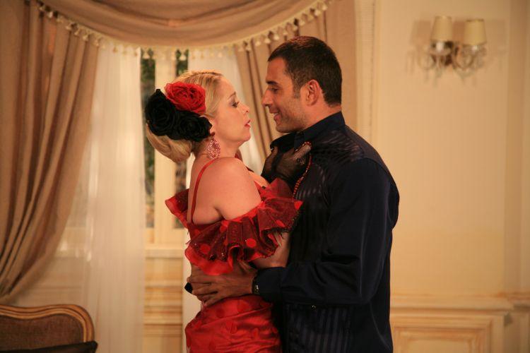 Em 2008, a química do casal volta às telas com a série