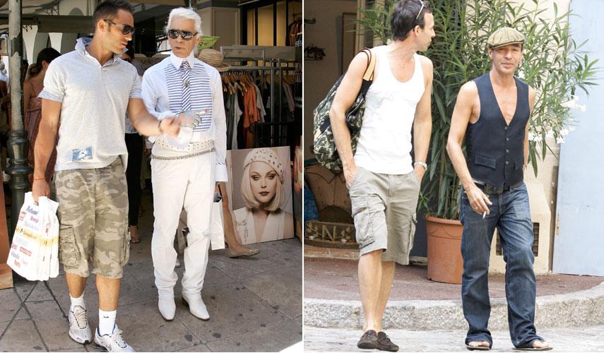 Moda em Saint-Tropez