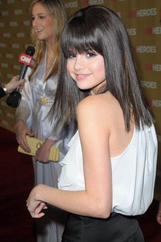 Novo visual de Selena Gomez