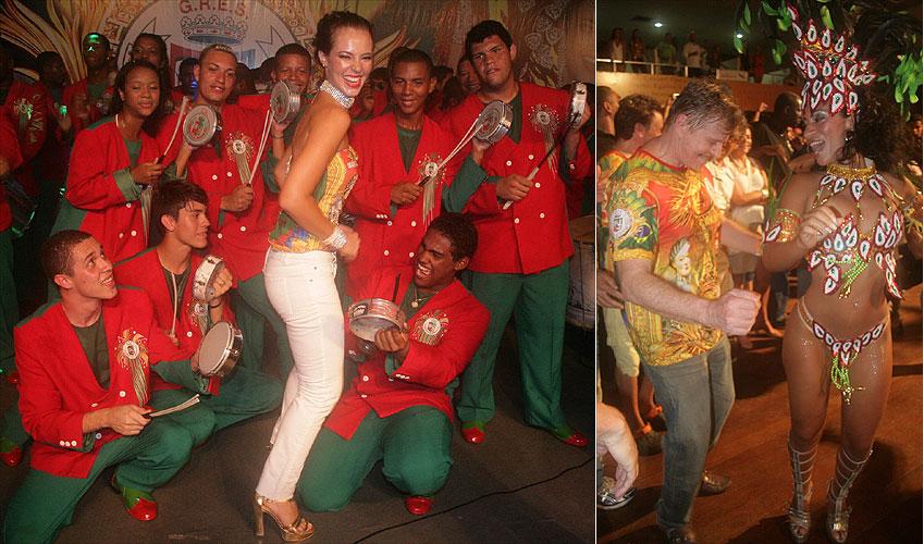 Samba no pá