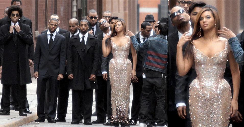 Clipe de Beyoncé