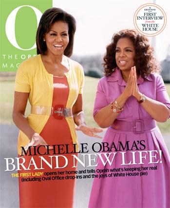 Michelle e Oprah