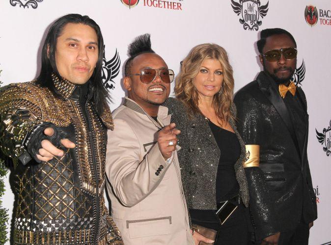 Taboo, apl.de.ap, Fergie e Will.i.am, da banda The Black Eyed Peas, vão ao 7º concerto anual beneficente