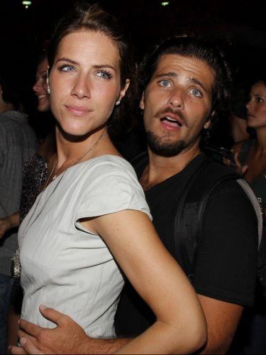 Giovanna Ewbank e Bruno Gagliasso curtem o show de Amy Winehouse no Rio de Janeiro (10/1/11)