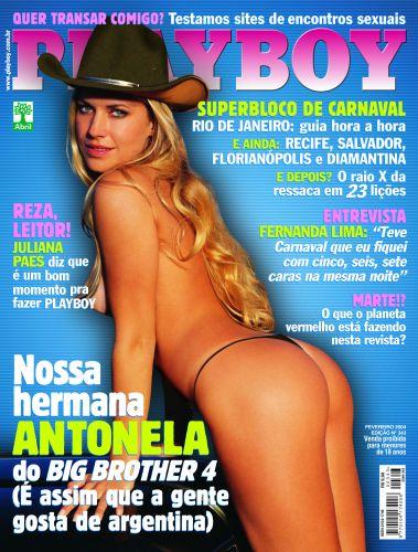 Antonela (BBB4)