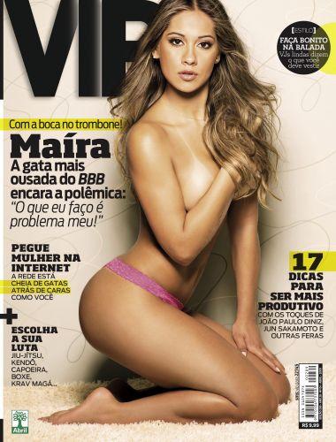 Maíra Cardi (BBB9)