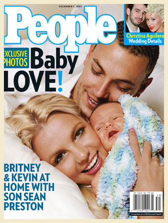 Britney e Sean Preston