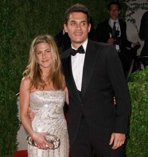 Jennifer Aniston e John Mayer