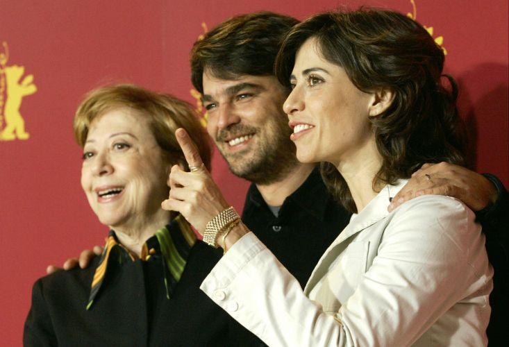 Fernanda Montenegro apresenta o filme