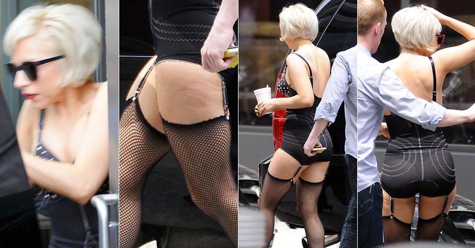 6d317fae8 Confira momentos da cantora Lady Gaga - BOL Fotos - BOL Fotos