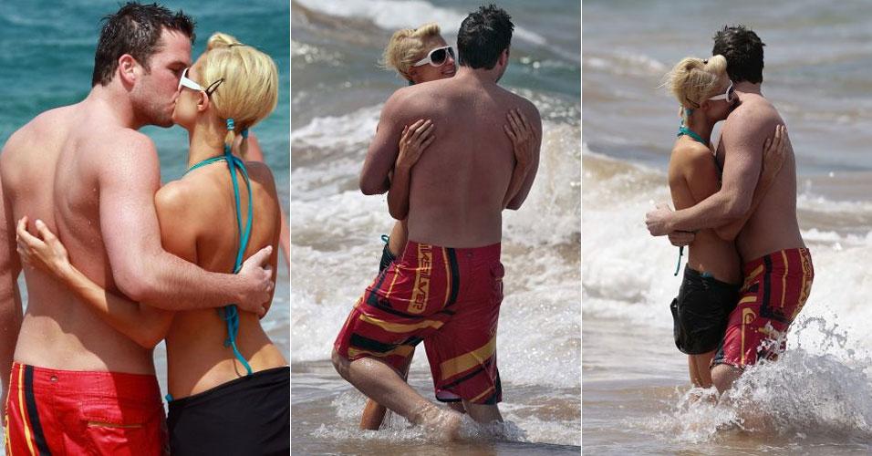Paris Hilton e Doug Reinhardt