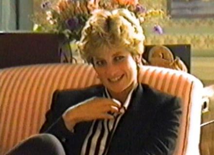 Diana em entrevista à rede NBC em que revela os problemas de seu casamento (1990)