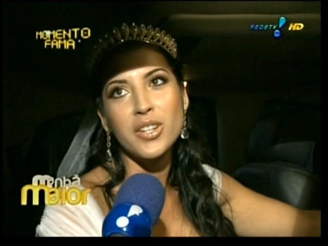Após chegar com duas horas de atraso ao seu casamento, a ex-bbb Priscila Pires disse que