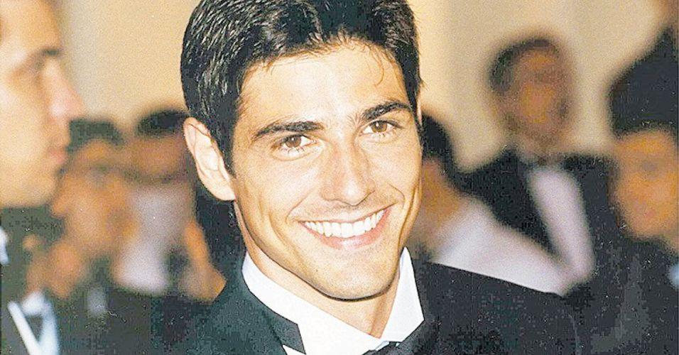 O ator Reynaldo Gianecchini em cena da novela