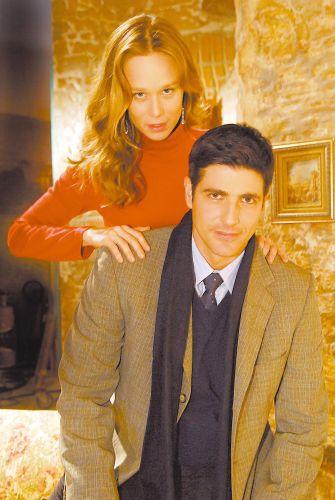Com Mariana Ximenes, Reynaldo Gianecchini formou uma dupla de golpistas no início da trama de