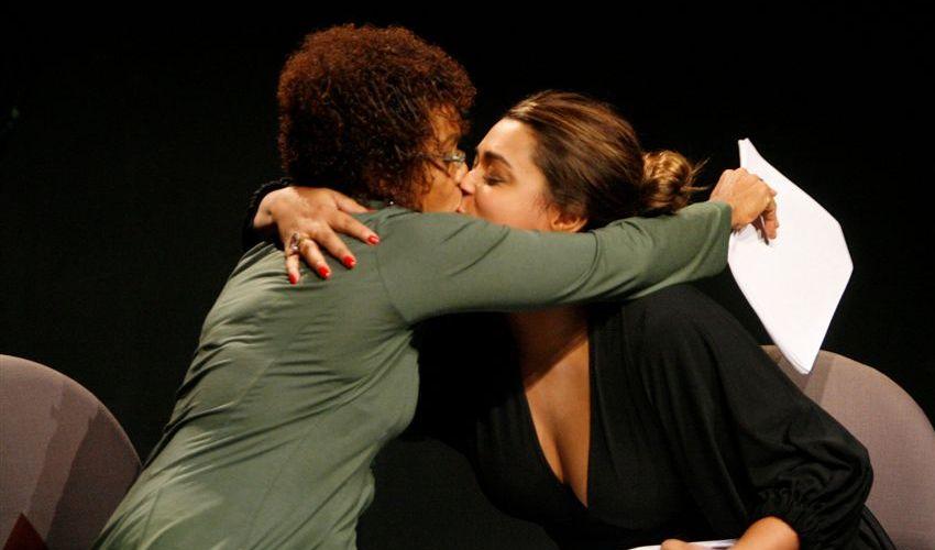 Elisa Lucinda e Preta Gil