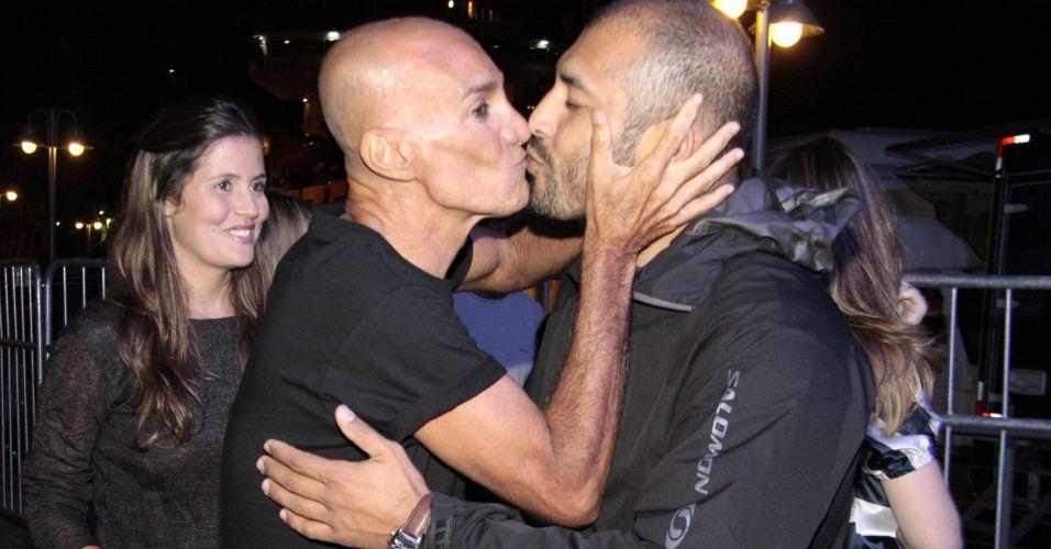 Amin Khader e Gaetano Lops