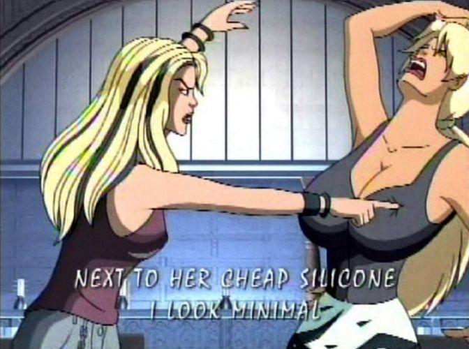 Desenho do vídeo de Shakira para seu novo álbum